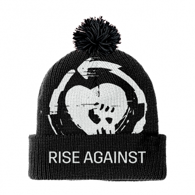 Evolution HeartFist Pom Beanie