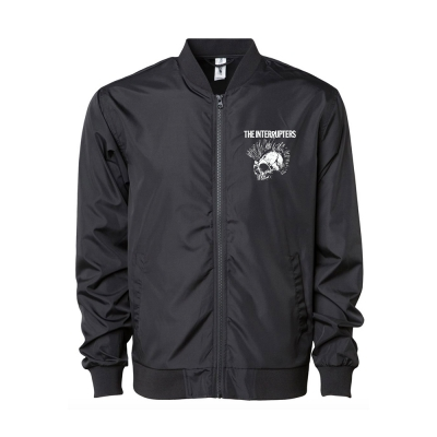 Broken World Lightweight Bomber Jacket
