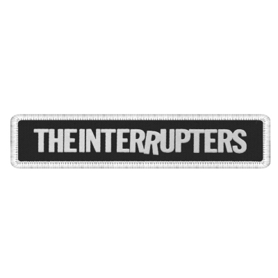 Logo Patch (Black/White)
