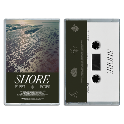 Shore Cassette (White)