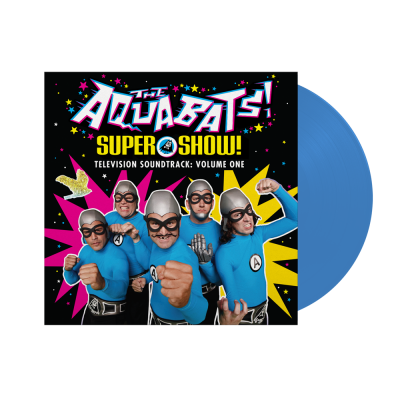 Supershow Soundtrack: Volume One LP (Blue)