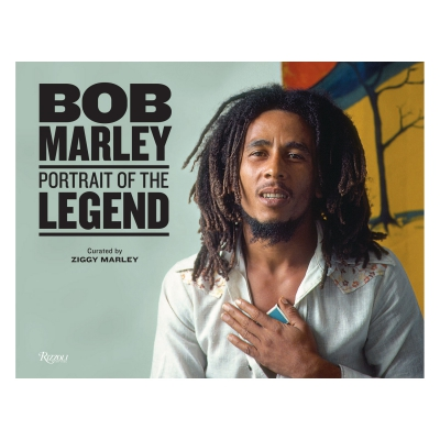 Bob Marley: Portrait of the Legend Book