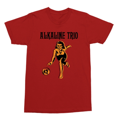 Bowling Tee (Red)