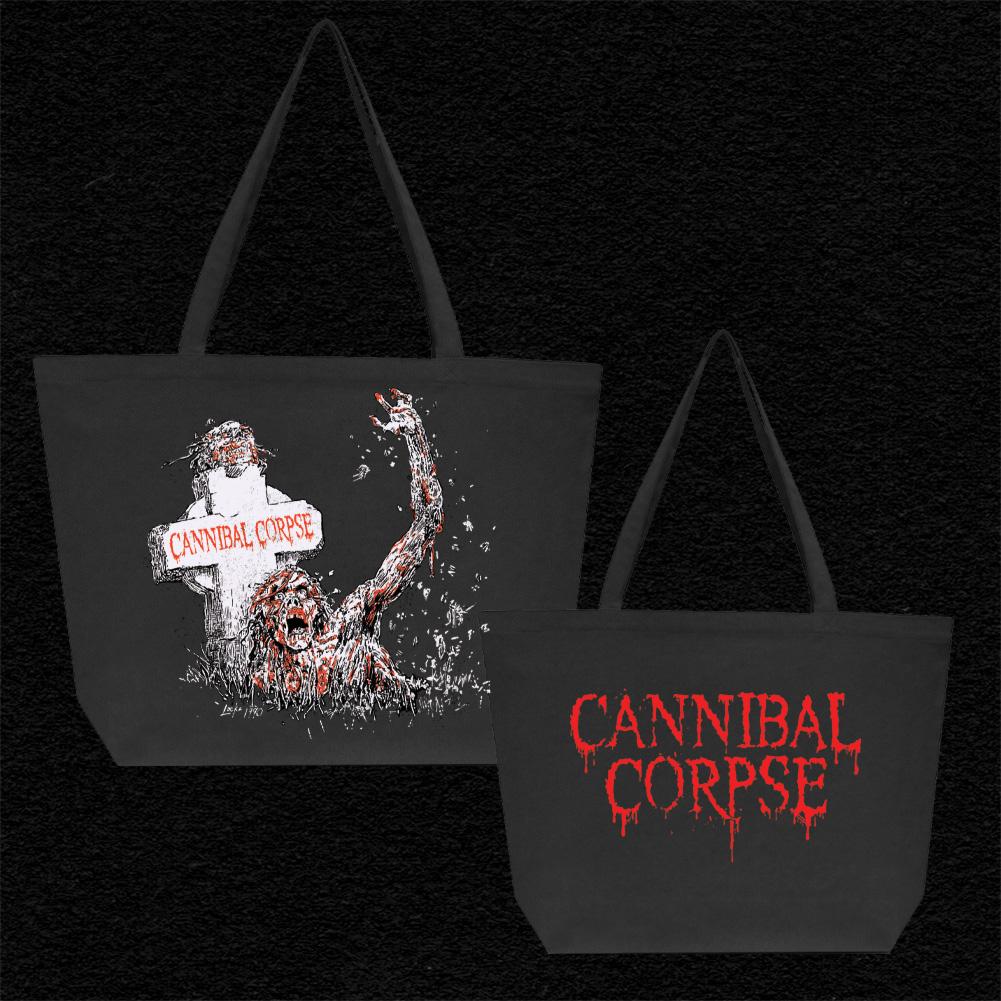 IMAGE | Zombie Grave Bag (Black)