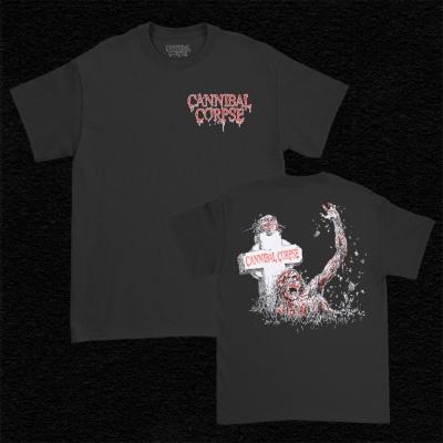 Zombie Grave T-Shirt (Black)