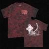 IMAGE | Zombie Grave Dye T-Shirt (Blood Wash) - detail 1