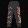 IMAGE | Bloody Hammers Sweatpants (Black) - detail 1