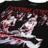 IMAGE | Butchered At Birth Long Sleeve (Black) - detail 4