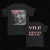 IMAGE | Vile Death Metal T-Shirt (Black) - detail 1