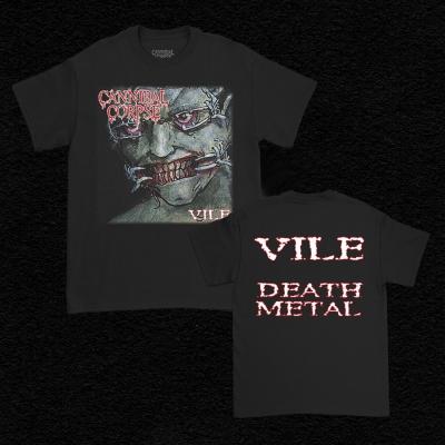 IMAGE | Vile Death Metal T-Shirt (Black)