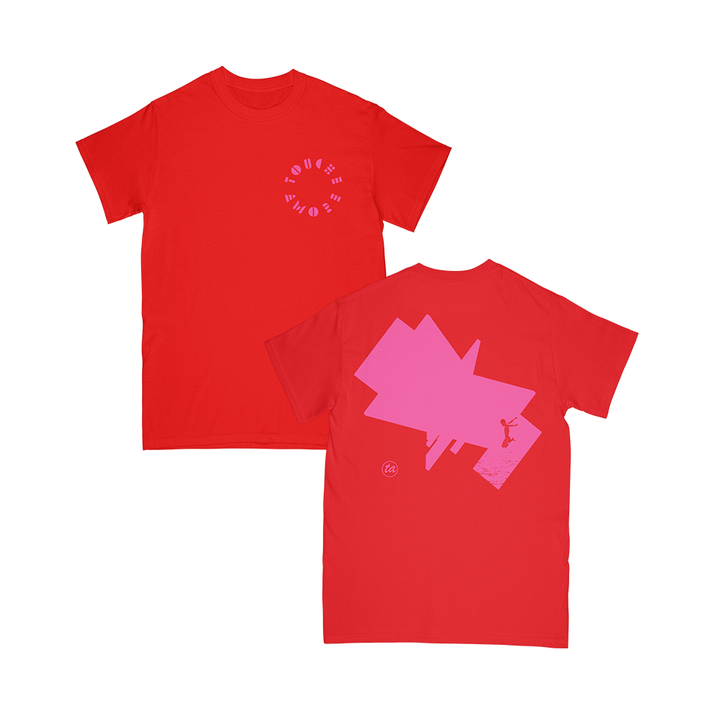 IMAGE   Feign Tee (Red)