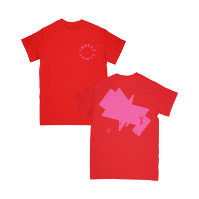 Feign Tee (Red)