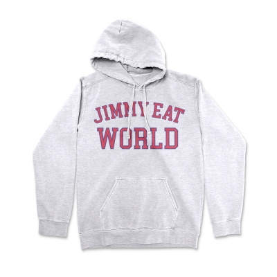 Alumni Pullover Hoodie (Heather Grey)