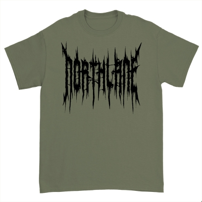 Death Metal T-Shirt (Military Green)