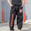 IMAGE   Crossbuster Sweatpants (Black) - detail 2