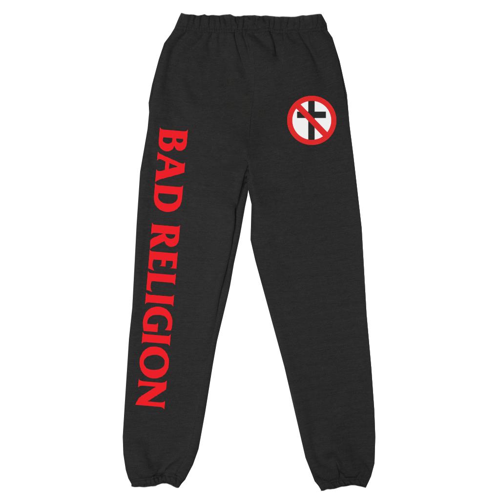 IMAGE   Crossbuster Sweatpants (Black)