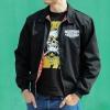 IMAGE | Embroidered Murphys Boxing Jacket (Black) - detail 6