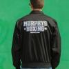 IMAGE | Embroidered Murphys Boxing Jacket (Black) - detail 7