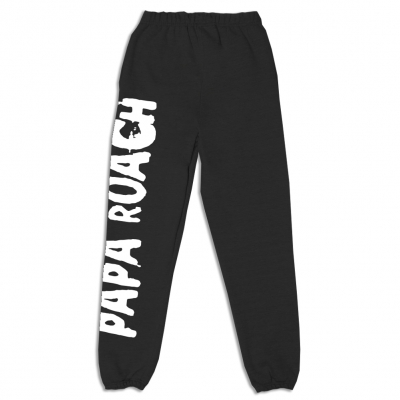 Logo Sweatpants (Black)