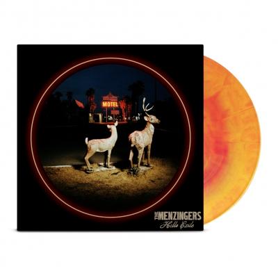 Hello Exile LP (Sunburst)