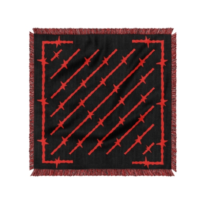 Barbed Woven Blanket