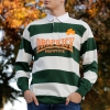 IMAGE | Rugby Jersey (White/Green) - detail 2