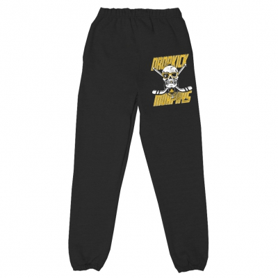 Slapshot Sweatpants (Black) - Made in USA