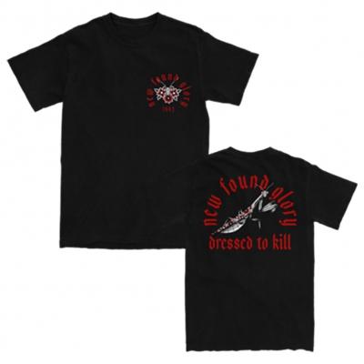 IMAGE | Dressed to Kill Mantis Tee (Black)