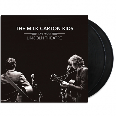 Live From Lincoln Theatre 2xLP (Black)