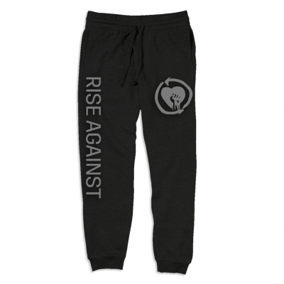 HeartFist Sweatpants (Black)