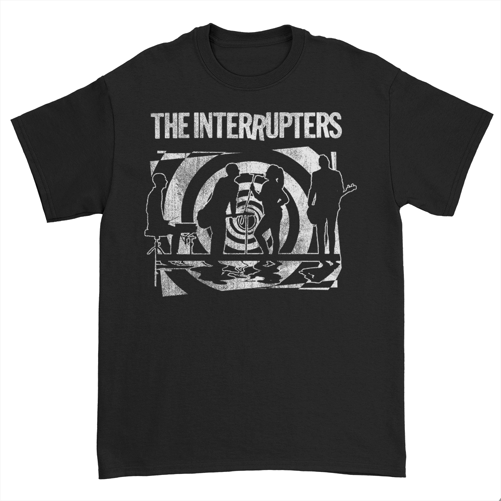 IMAGE | Psych T-Shirt (Black)