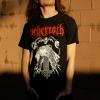 IMAGE | Profane Skull T-Shirt (Black) - detail 2