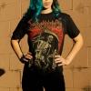 IMAGE | Death Entity T-Shirt (Black) - detail 3