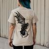 IMAGE   Angel Of Death T-Shirt (Natural) - detail 4