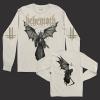 IMAGE   Angel Of Death Long Sleeve Shirt (Natural) - detail 1