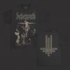 IMAGE   Say Your Prayers Inlay T-Shirt (Black) - detail 1