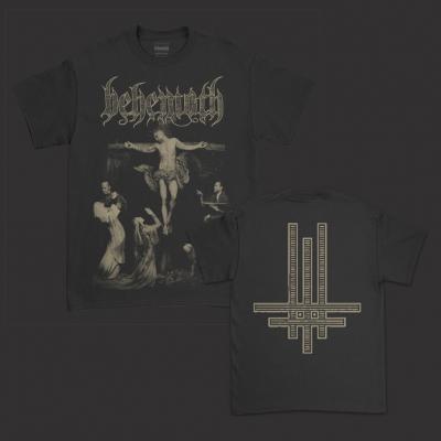 Say Your Prayers Inlay T-Shirt (Black)