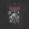 IMAGE | Profane Skull T-Shirt (Black) - detail 1
