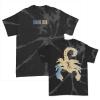 IMAGE | Scorpion T-Shirt (Black Tie Dye) - detail 1
