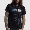 IMAGE | Scorpion T-Shirt (Black Tie Dye) - detail 2