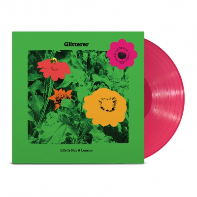 IMAGE | Life Is Not A Lesson LP (Pink)