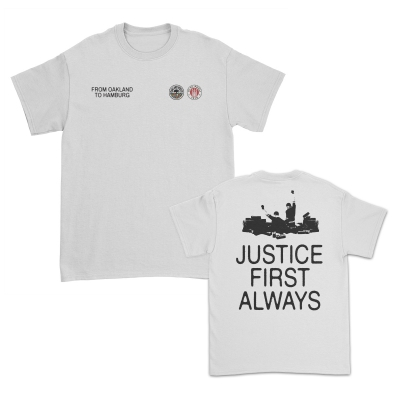 FCSP x Oakland Roots Collab Tee (White)