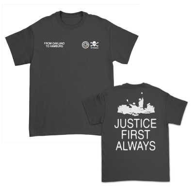 FCSP x Oakland Roots Collab Tee (Black)