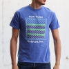 IMAGE   In Decay, Too Square T-Shirt (Blue) - detail 2