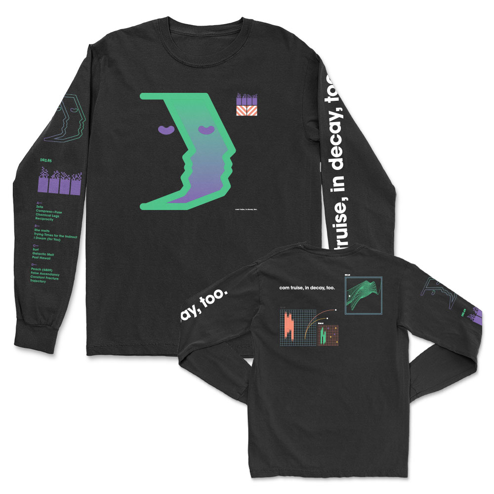 IMAGE | In Decay, Too Album Long Sleeve (Black)