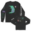 IMAGE | In Decay, Too Album Long Sleeve (Black) - detail 1