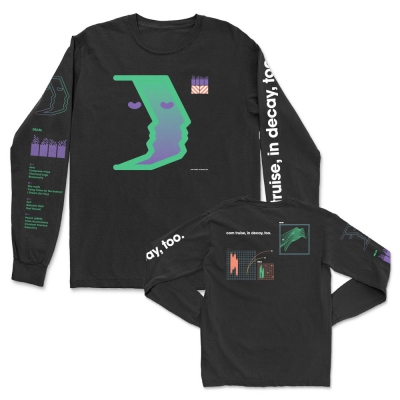 In Decay, Too Album Long Sleeve (Black)