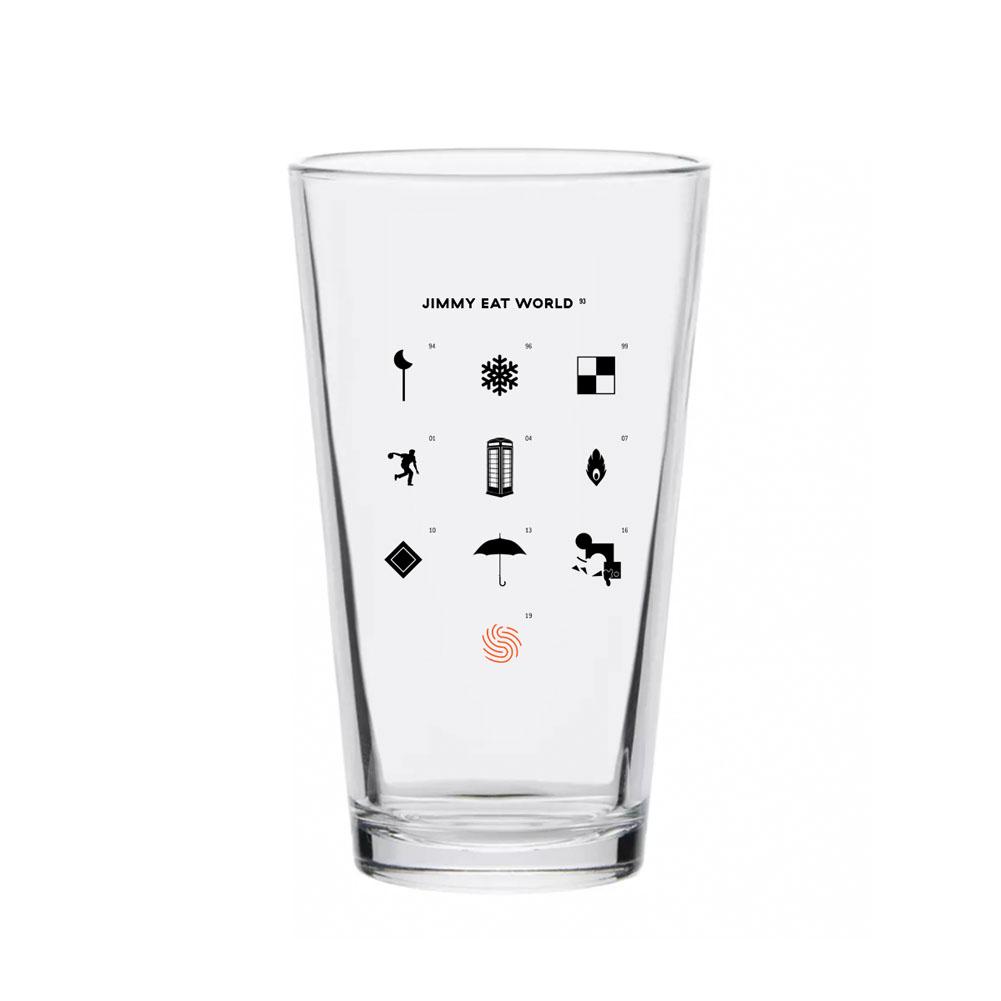 IMAGE   Icons Pint Glass