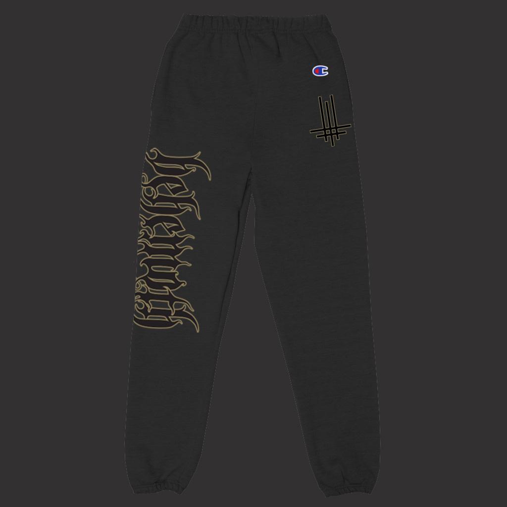 IMAGE | Triumviratus Champion Sweatpants (Black)