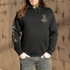 IMAGE   Triumviratus Pullover Champion Sweatshirt (Black) - detail 2